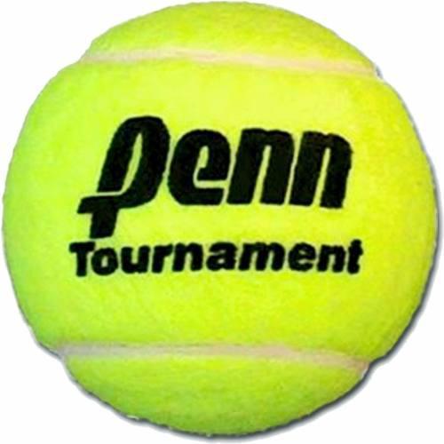 Pelotas Penn Tournament Sello Negro - Promo Pack 20 Unidades