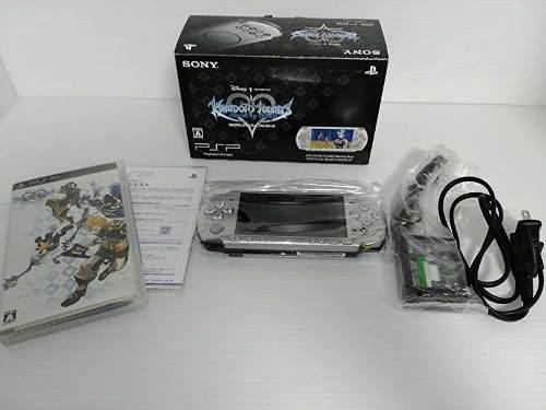 Psp-3000 Kingdom Hearts Birth By Sleep Import From Japan B