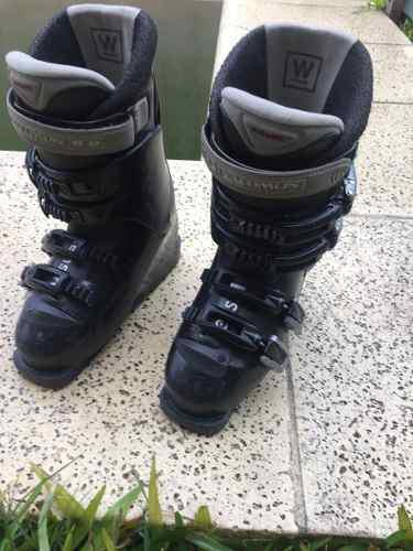 Botas De Esquí Marca Salomón
