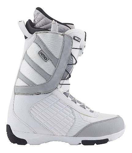 Botas De Snowboard Nitro 45 46 47 31 Cm 32 Cm