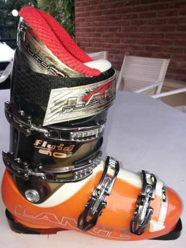Botas Esquí Lange 3dl90, Nuevas, Talle 27(42), Con Bolso.
