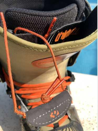 Botas Snowboard Thirtytwo Talle 11 Usa / 45 Euro / 10 Uk