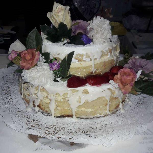 Busco empleo de pastelera