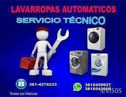 Lavarropas Service y reparación