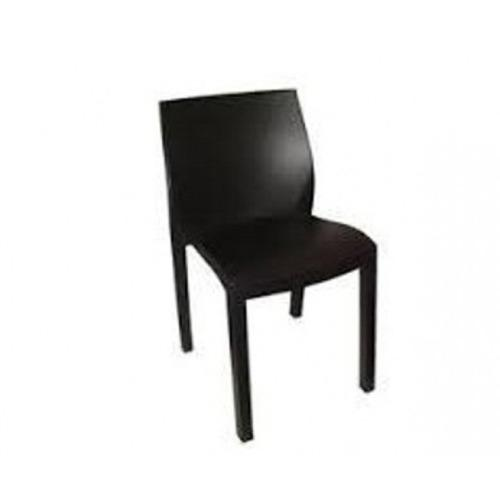 Oferta!! Silla Mascardi Modelo Paris Caja X 6 Unidades Negra