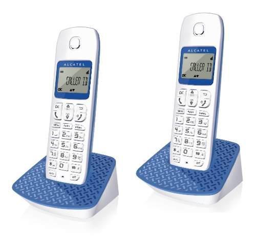 Tel Inalambrico Alcatel E132 Duo.caller Id Envio Sin Cargo.