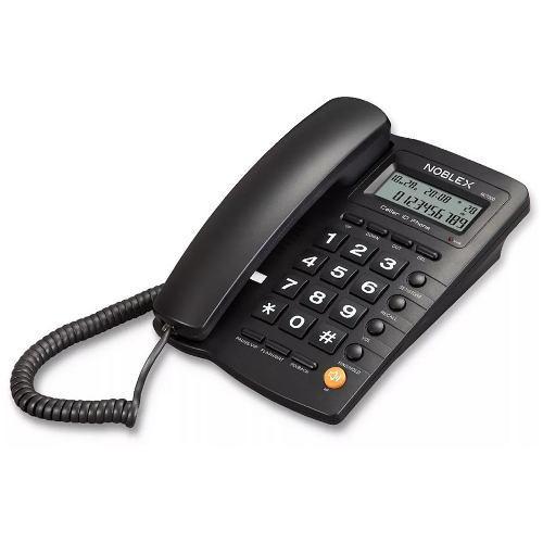 Telefono De Mesa Noblex Nct300 Con Manos Libres Caller Id