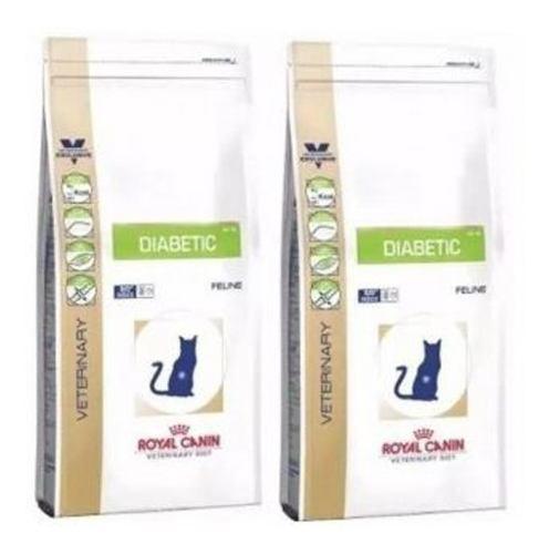 2 Royal Canin Diabetic Gatos 1,5 Kg El Molino