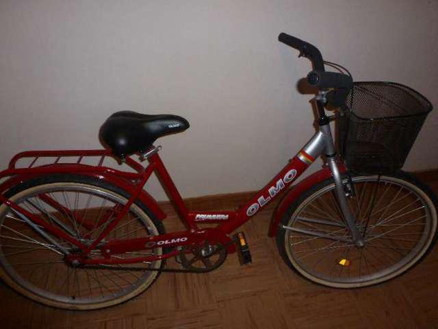 Bicicleta olmo primavera nueva sin uso en Necochea