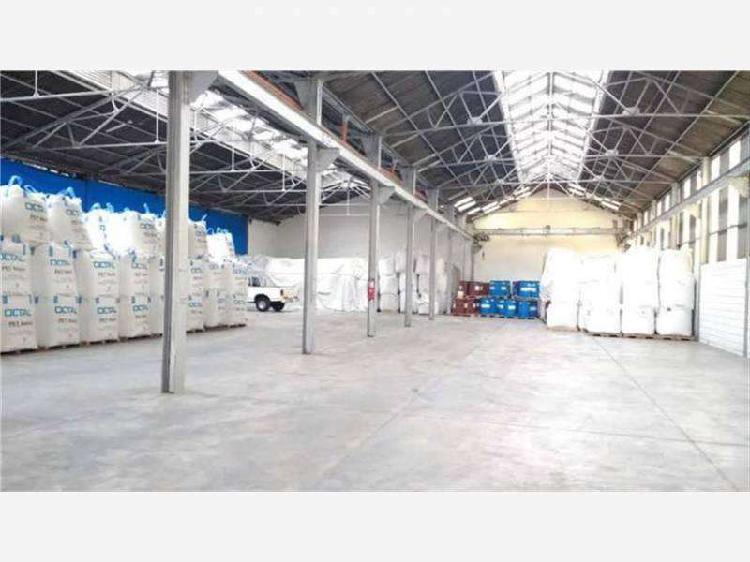 Depósito 1250 m2 - Villa Dominico - Alquiler