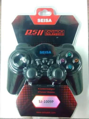 Joystick Inalambrico Playstation 2 Ps2 Videcom