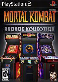 Mortal Kombat Arcade Collection Ps2 Juego Playstation 2