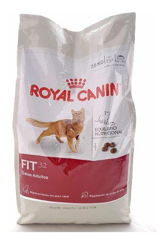Royal Canin Cat Fit 32 X 15 Kg. Sabuesos Vet