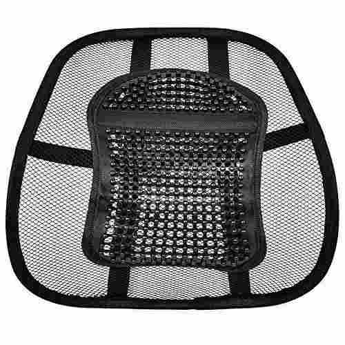 Soporte Protector Lumbar Para Butacas De Auto U Oficina