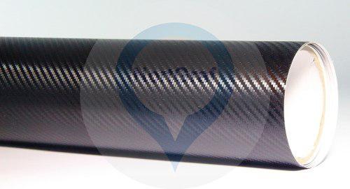 Vinilo Simil Fibra De Carbono Ancho 1,27 X 1.00mt Tuning
