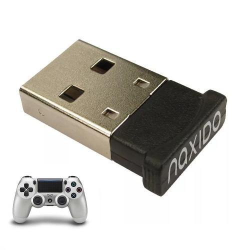 Adaptador Usb Joystick Ps4 Original En Pc Playstation 4 Ps4