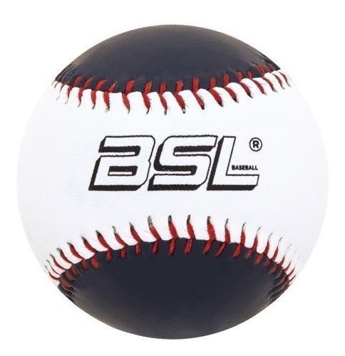 Bola De Baseball Softball 9 Pulgadas Bsl Importada Pelota
