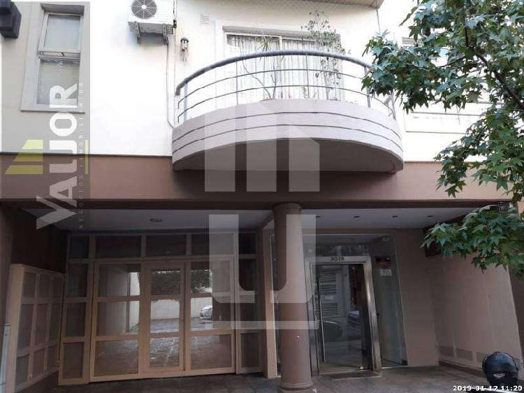 Departamento 2 Ambientes al frente con Balcón