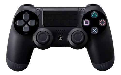 Joystick Ps4 Sony Inalambrico Original Dualshock 4 V2 Negro