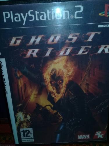 Juego Para Playstation 2 Ghost Rider (copia)