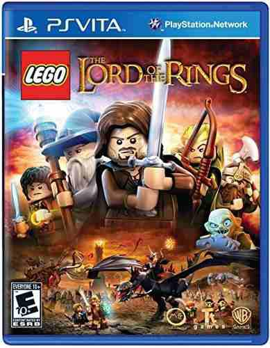 Juego The Lord Of The Ring Lego Ps Vita Sin Caja