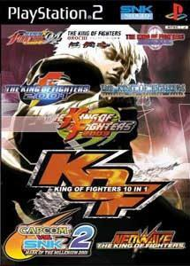 King Of Fighters Collection Ps2 Juego Playstation 2