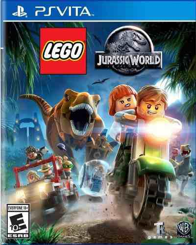 Lego Jurassic World Fisico Nuevo Ps Vita