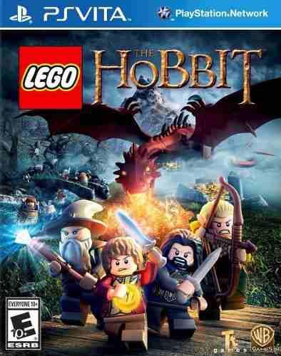 Lego The Hobbit Ps Vita - Fisico - Nuevo