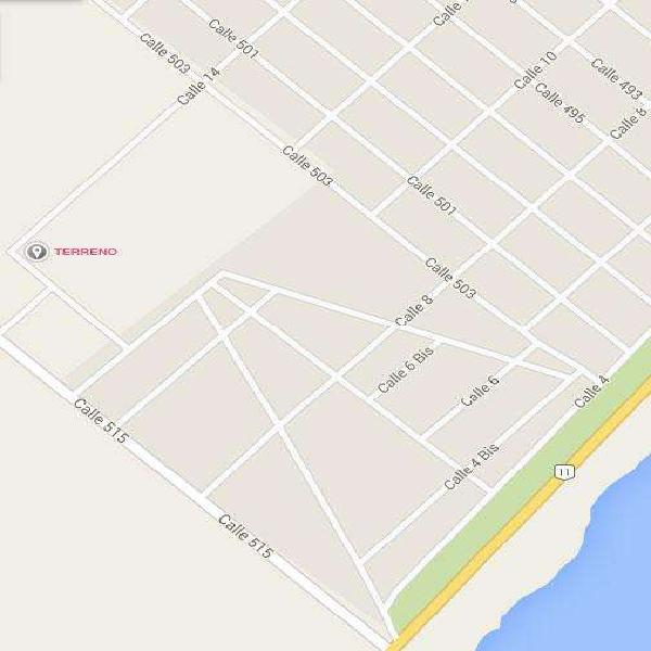 Lote en Barrio Los Acantilados, Mar del Plata