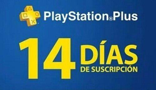 Psn Plus 14 Dias!!!juga Online Ps4/ps3/ps Vita