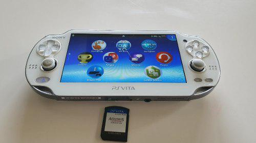 Sony Psvita Pch 1101 + 8 Juegos