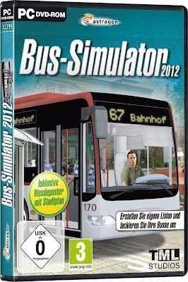 Bus Simulator 2012 Pc Juego Fisico