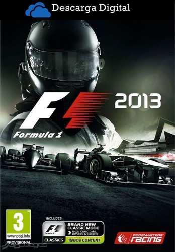 F1 2013 - Juego Pc Digital - Entrega Inmediata!