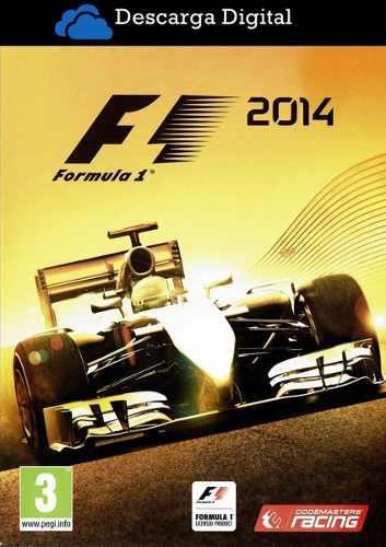 F1 2014 - Juego Pc Digital - Entrega Inmediata!