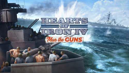 Hearts Of Iron 4 Man The Guns Español + Juego De Regalo |