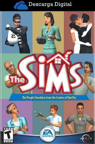 Los Sims 1 Juego Base - Pc Digital - Entrega Ya!