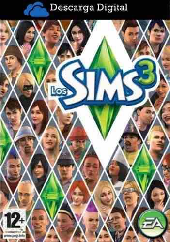 Los Sims 3 - Juego Base - Pc Digital - Entrega Inmediata!