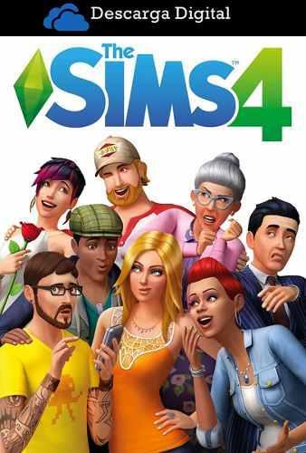 Los Sims 4 - Juego Base - Pc Digital - Entrega Inmediata!