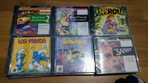 Lote Juegos Pc Retro Originales