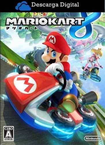 Mario Kart 8 - Juego Pc Digital - Entrega Inmediata