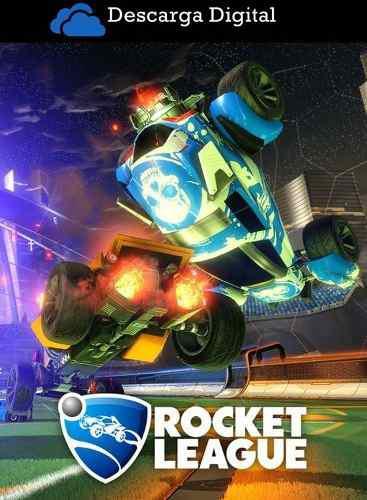 Rocket League Goty - Juego Pc Digital - Entrega Inmediata