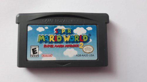 Super Mario World 2 - Gameboy Advance/sp