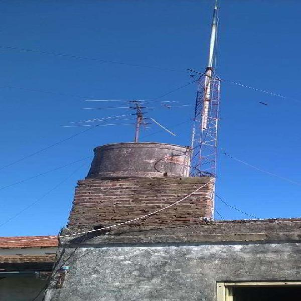 Urgente Por Mudanza Torre Dipolo De 10 MTS Y Ringo VHF EIFEL