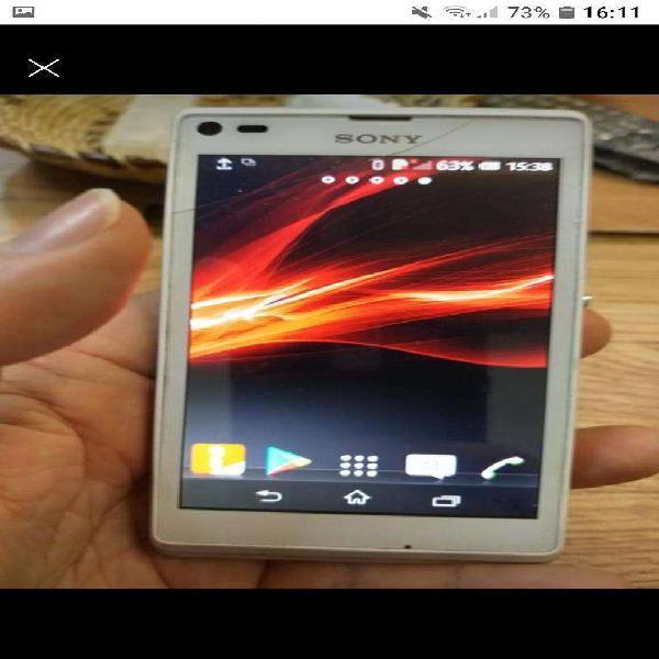Vendo Celular Sony Xperia L. No Permuto