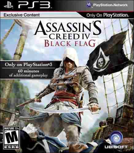 Juego Playstation 3 Assassins Creed Iv Black Flag Ps3 /