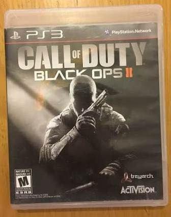 Juego Ps3 Call Of Duty Black Ops 2 - Castellano - Cordoba