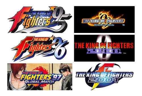 Kof King Of Fighters Ps3 (6 Juegos En 1) | Digital