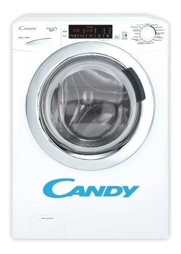 Lavarropas Candy Gvs149t Smart Carga Frontal 9kg 1400rpm