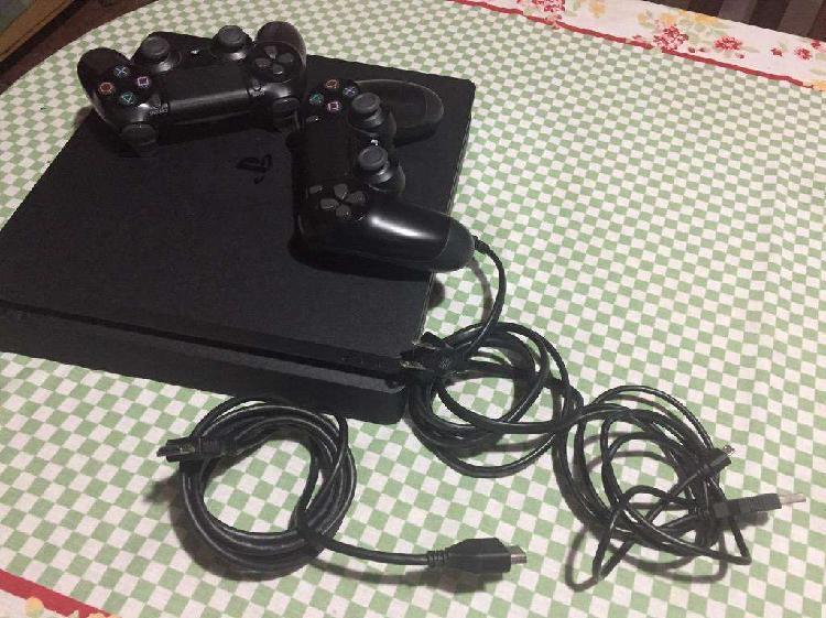Playstation 4 Slim 500 Gb 10 juegos
