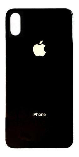 Tapa Trasera Vidrio Repuesto Para iPhone X 10 Xs